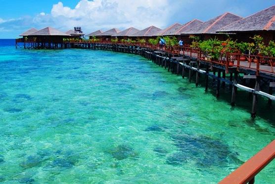 海岛旅游 沙巴 -> c线:文莱帝国 沙巴3晚五星六日游  起步价格 :  ¥