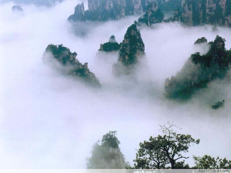湖南旅游线路_张家界旅游 - 广西康辉国际旅行社_广西